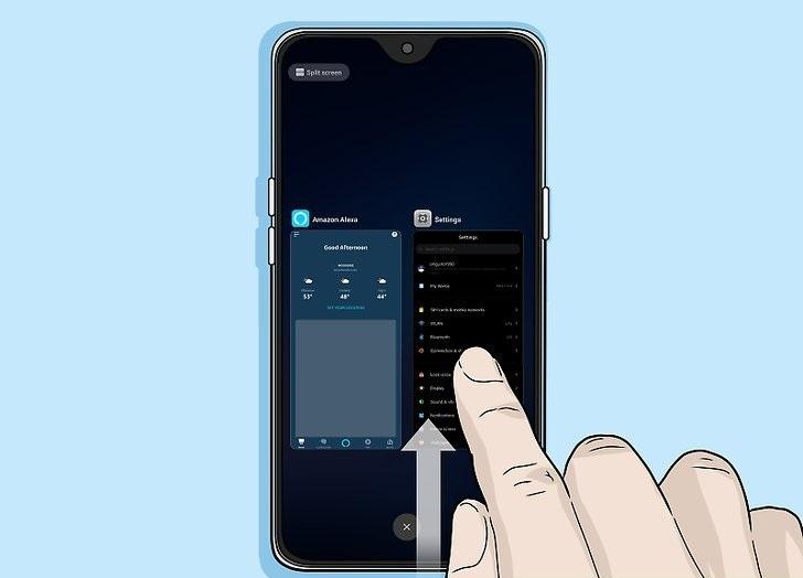 نحوه تعمیر تلفن همراه هنگ کرده